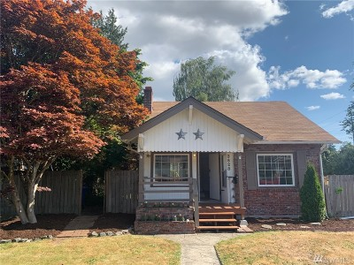 Tacoma Single Family Home For Sale: 3828 S 10th