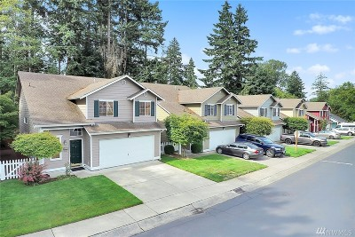 Everett Condo/Townhouse For Sale: 2126 99th St SE #70
