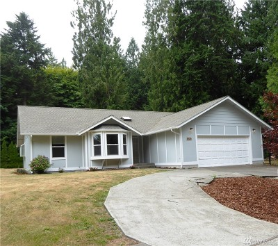 Tumwater Single Family Home For Sale: 6825 Old Forest Lane SE