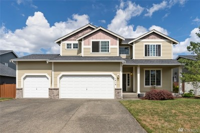Orting Single Family Home For Sale: 1414 Riddell Ave NE