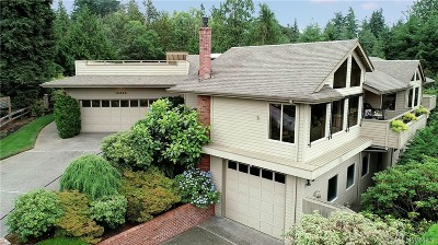 Edmonds Single Family Home For Sale: 19235 93rd Place W