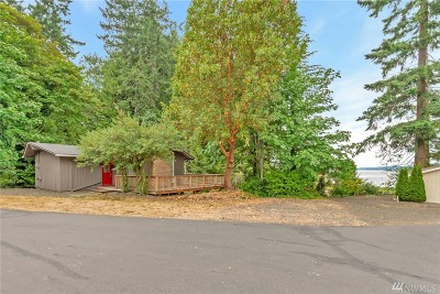 Bremerton Single Family Home For Sale: 1500 Shorewood Dr