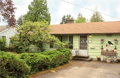 Shoreline Single Family Home For Sale: 14827 6th Ave NE