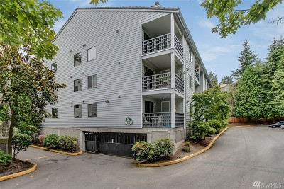 Shoreline Condo/Townhouse For Sale: 710 N 160th St #B202