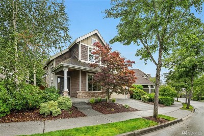 Issaquah Single Family Home For Sale: 2869 NE Logan St