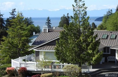 Anacortes Single Family Home Pending Inspection: 4214 Kingsway