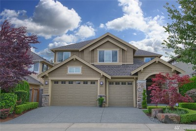 Sammamish Single Family Home For Sale: 1881 271st Ave SE