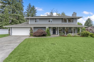 King County Single Family Home For Sale: 14224 SE 163rd Place
