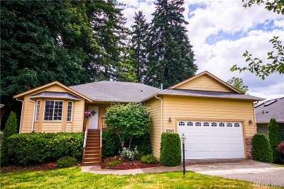 Olympia Single Family Home For Sale: 2743 10th Ct SE