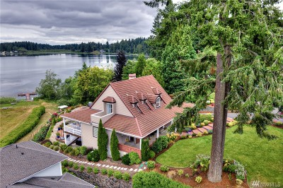 Olympia Single Family Home For Sale: 6705 Macintosh Ct SE