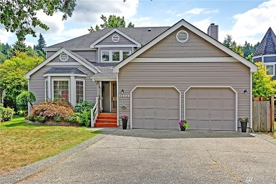 Bothell Single Family Home For Sale: 11223 NE 174th St