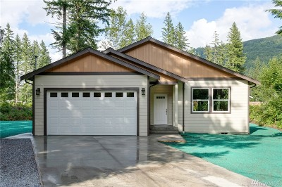 Whatcom County Single Family Home For Sale: 8544 Lilac Lane