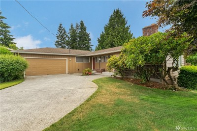 Edmonds Single Family Home For Sale: 818 Poplar Way