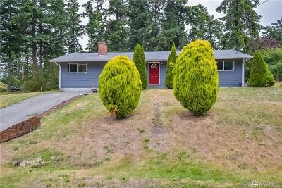 Oak Harbor Single Family Home Pending Inspection: 1342 Orchard Lp