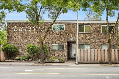 Seattle Condo/Townhouse For Sale: 8701 35th Ave NE #3