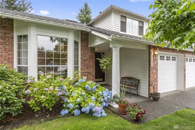 Sammamish Single Family Home For Sale: 24804 SE 37th Place