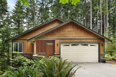 Whatcom County Single Family Home For Sale: 8 Bracken Place