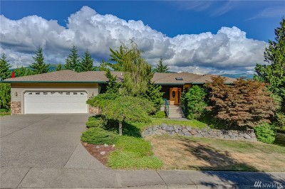 Bellingham Single Family Home For Sale: 3360 Opal Terr