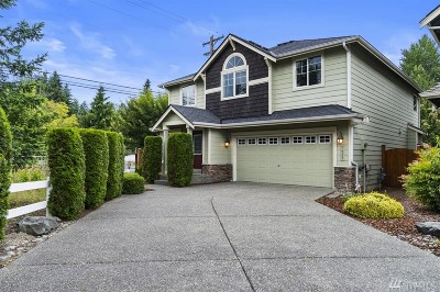 Everett Single Family Home For Sale: 1909 124th Place SE