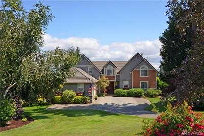 Pierce County Single Family Home For Sale: 601 25th Ave NW