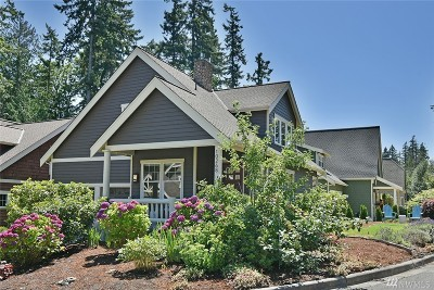 Bainbridge Island Single Family Home For Sale: 10268 NE Garibaldi Lp