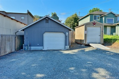 Bellingham Single Family Home For Sale: 1505 Lincoln St