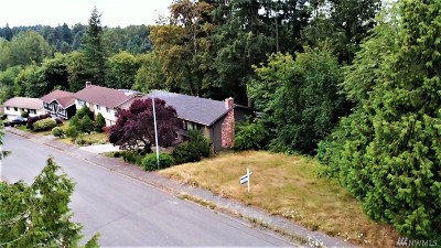Renton Residential Lots & Land For Sale: 12712 SE 184th Place