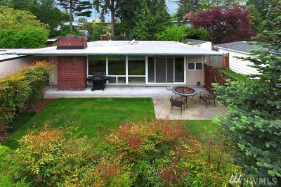 Bellevue Single Family Home For Sale: 15653 SE 9th St