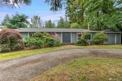Bainbridge Island Single Family Home For Sale: 310 Wyatt Wy NW