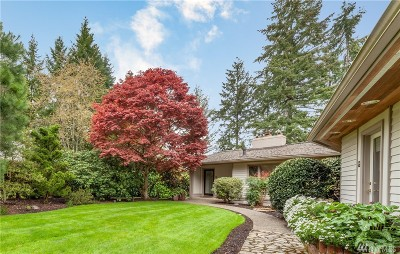 Redmond Single Family Home For Sale: 17747 NE 24th St