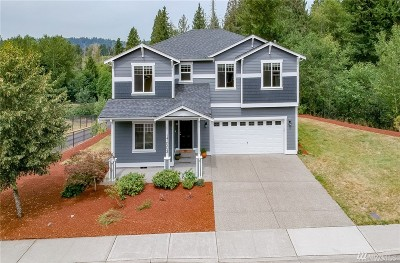 Bonney Lake Single Family Home For Sale: 17002 W Hill Dr E