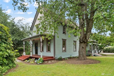 Snohomish Single Family Home For Sale: 222 Ave H
