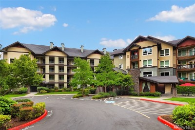 Issaquah Condo/Townhouse For Sale: 18707 SE Newport Way #403