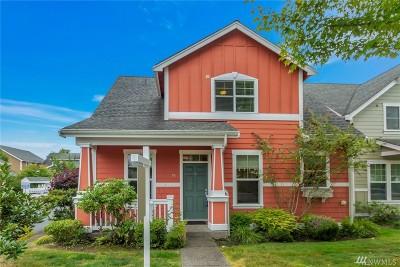 Poulsbo Single Family Home For Sale: 55 NE Sunset St