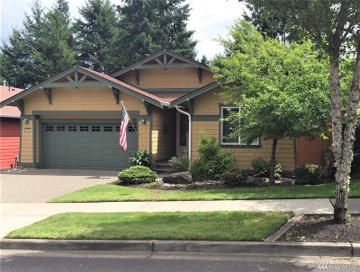 Lacey Single Family Home For Sale: 4836 Spokane St NE