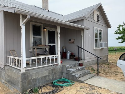 Quincy Single Family Home For Sale: 501 N Beverly Burke Rd