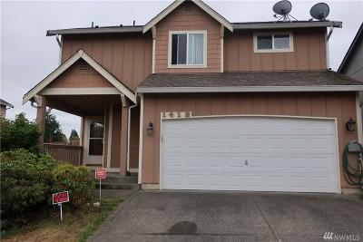 Tacoma Single Family Home For Sale: 1412 84th St Ct E