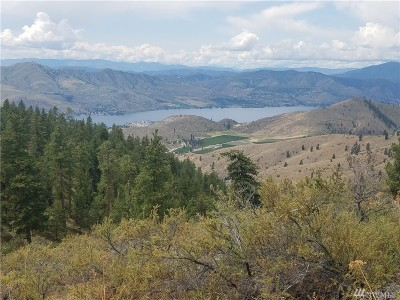Chelan, Chelan Falls, Entiat, Manson, Brewster, Bridgeport, Orondo Residential Lots & Land For Sale: 1128 Blazing Star Lane