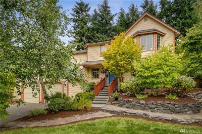 Gig Harbor Single Family Home For Sale: 3305 12th Av Ct NW