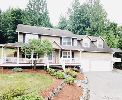 Snohomish Single Family Home For Sale: 18414 Meadow Lake Rd