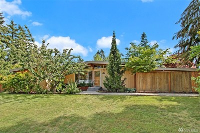 Lynnwood Single Family Home For Sale: 6008 Dale Way