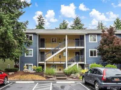 Bellevue Condo/Townhouse For Sale: 12519 SE 41st Place #B301