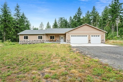 Tenino Single Family Home For Sale: 8911 Wapiti Lane SE