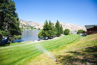 Douglas County, Chelan County Residential Lots & Land For Sale: 140 Desert Shores Dr