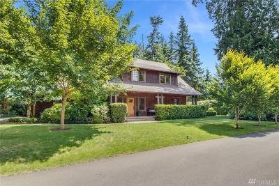 Bainbridge Island Single Family Home For Sale: 8174 Irving Lane NE
