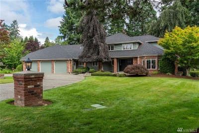 Woodinville Single Family Home For Sale: 18928 NE 150th St