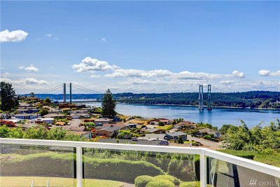Tacoma Single Family Home For Sale: 2602 Bridgeview