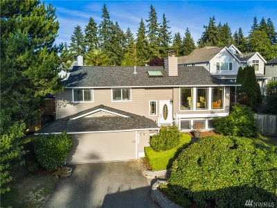 Mukilteo Single Family Home For Sale: 4506 75th St SW