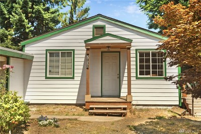 Seattle Single Family Home For Sale: 7030 S 116th St