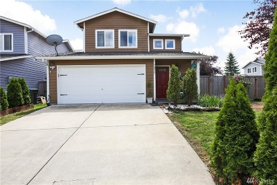 Port Orchard Single Family Home For Sale: 1277 Casandra Lp